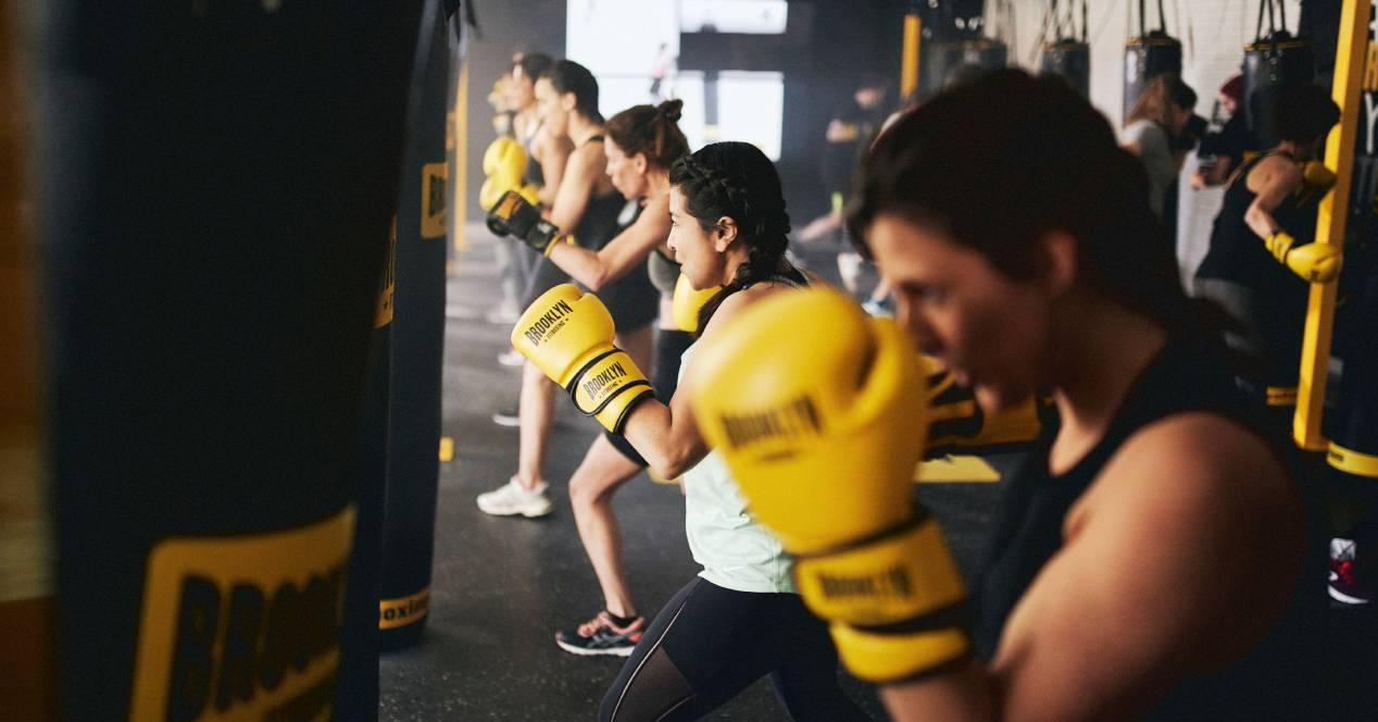 brooklyn fitboxing clase
